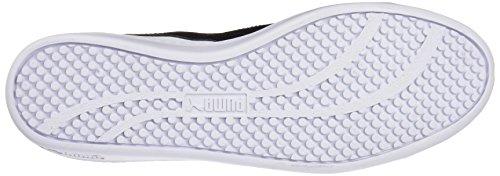 Puma puma 1 Puma Smash White Wns Blanco para V2 Black Mujer L Zapatillas RRaWqHn