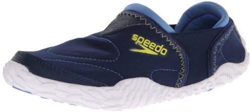 Speedo Women's Offshore Amphibious Pull-On Water Shoe,Insign