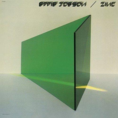 Green Album EDDIE ZINC JOBSON product image