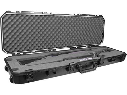 (Plano All Weather 2 Double Scoped Rifle/Shotgun Case, AW2 Gun case, 52