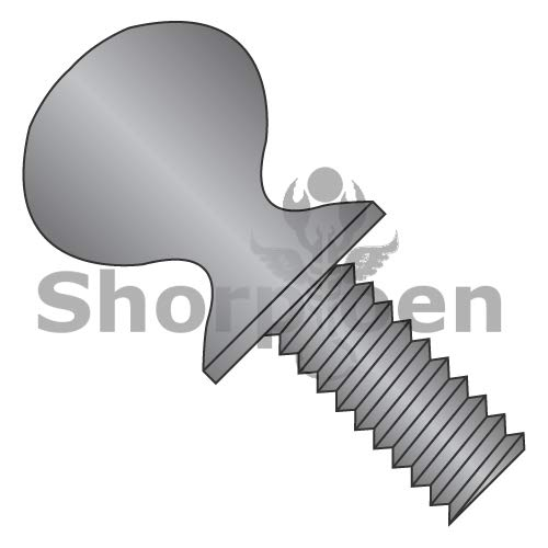 SHORPIOEN Thumb Screw with Shoulder Full Thread Black Oxide and Oil 1/4-20 x 1 1/2 BC-1424TSB (Box of 600)