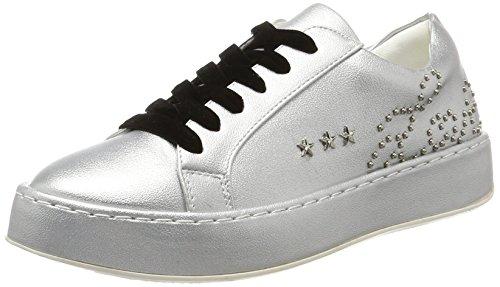Argento Sneaker Donna Silver silver Feac011 Fiorucci FZzxwty5