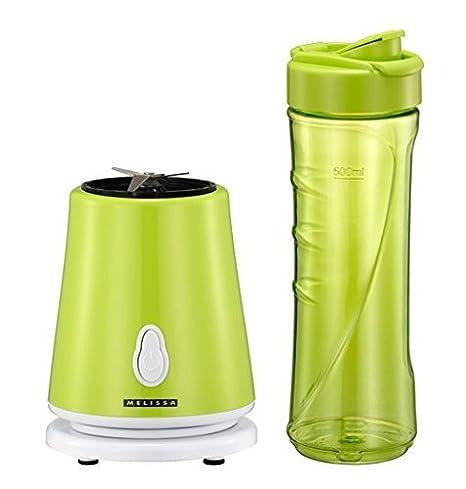 Mix & Go Melissa 16180086 Smothie-Maker - Batidora de vaso para smoothie Vaso Portátil De Batidora Con Tapa color verde: Amazon.es: Hogar