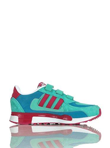 Zx De Azulado K Lágrima Lona 5 M18021 La 850 37 Cf De Verde Cuero Zapatos Verde Adidas 1zwRxdqHR