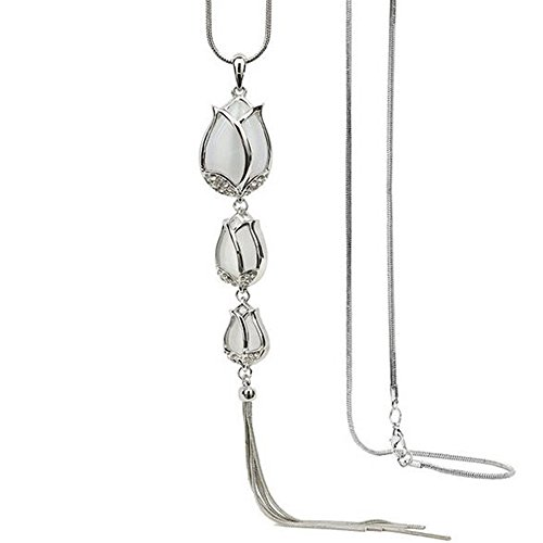 Z Jeris Crystal Pendant Necklace Jewelry product image