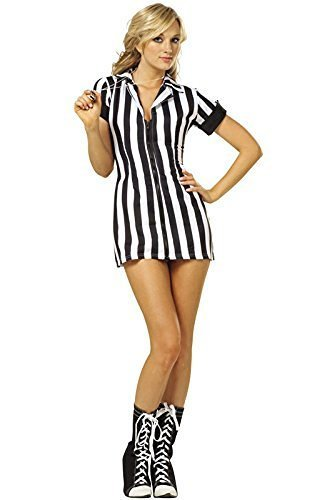 Women's Umpire Costume (RG Costumes 81457-L Time Out Referee Adult Costume - Large)