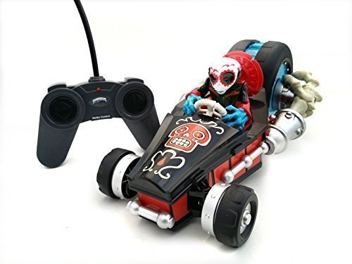 NKOK Remote Control Skylanders Fiesta with Crypt Crusher RC Vehicle]()