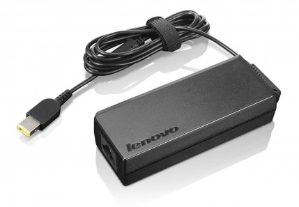 (Lenovo 0B46994 90w Slim Tip AC Adapter with 2 Prong Power Cord (Retail Package))