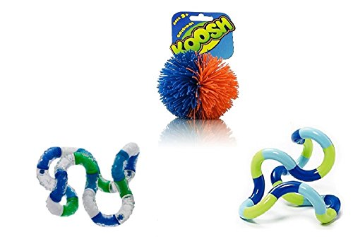 Koosh Ball, Tangle Tropical, Tangle Relax Therapy - Both, The Koosh Balls, the Tangle Jr and the Tangle Relax are Classic Sensory Fidget and relieve stress ()
