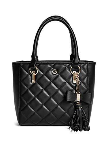 G by GUESS Women's Amanda Quilted Mini Tote Bag Amanda Bag