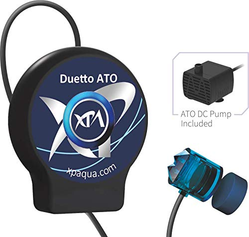 XP Aqua Duetto Dual-Sensor Complete Aquarium Auto Top Off ATO (Automatic Top Off System Water Level Controller)