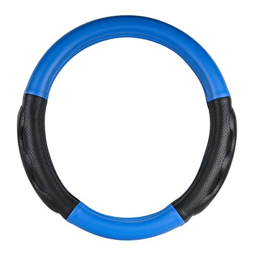 18 inch blue steering wheel cover - 6