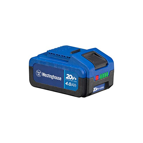Westinghouse 20V 4.0 Ah Lithium-ion Battery for 20V+ Cordless Tools (Best Lithium Ion Battery)