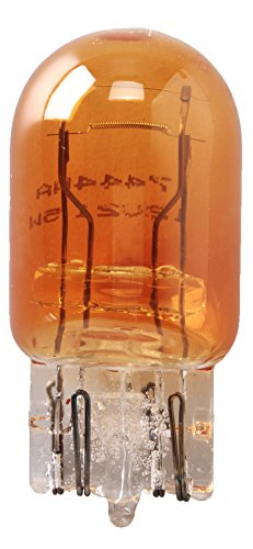 Eiko 7444NA-BP Hi-Temp Amber Miniature Lamp, (Pack of 2)