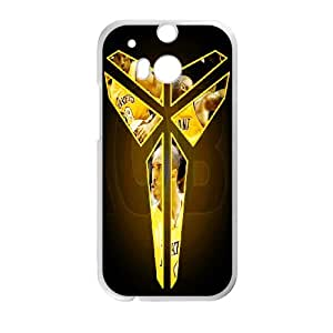 Generic Bryant Kobe TPU Cell Phone Cover Case for HTC One M8 AS1W9048465