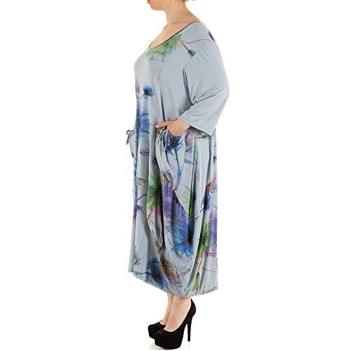 Ital-Design - Vestido - para mujer Azul