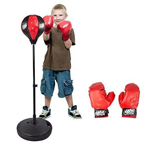 史上最も激安 Apontus Toy Boxing with Punching Punching Bag with Gloves Punching Kids, Ball for Kids, 70cm - 100cm Stand B01880MACE, カルドニード:27986eb9 --- a0267596.xsph.ru