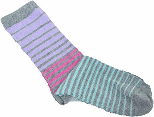 Alfani Socks, Single Pack Spectrum Heather Grey Coral One Size (Alfani Single)