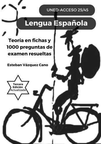 Lengua Española. UNED Acceso 25/45: UNED Acceso 25-45 (Spanish Edition)