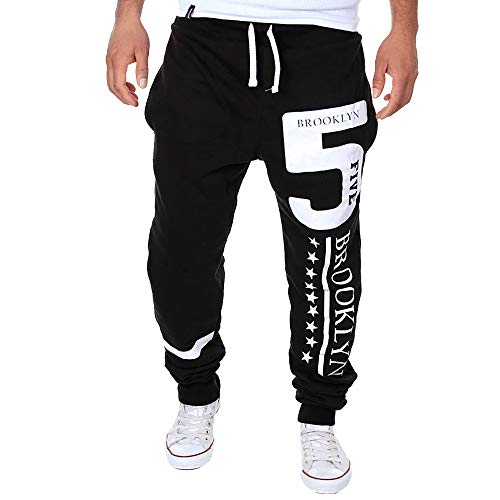 YOcheerful Men's Sweatpants Trunks Boy Rap Cool Sport for sale  Delivered anywhere in USA