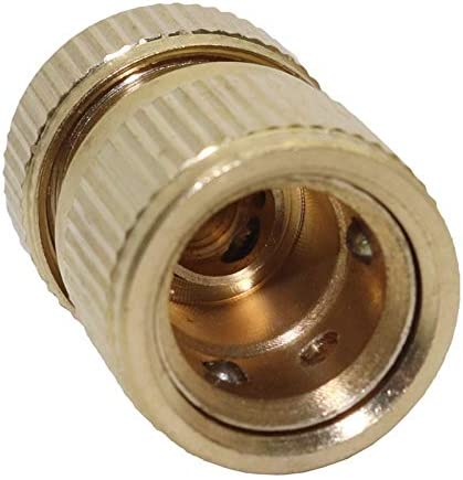 Ducting Brass Garden Hose Connector Agriculture Tools Garden Hose Connector Drip Irrigation Fittings for 1/2