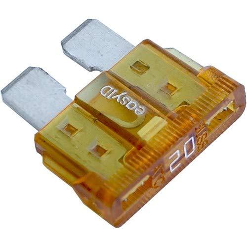 - Blue Sea 5296 Easyid Atc Fuse - 20 Amp