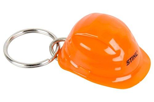STIHL Miniature Safety Helmet Keyring Keys Holder Keychain