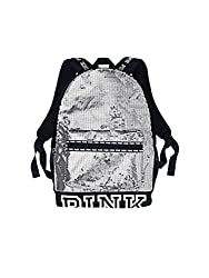 Campus Backpack Sequin Logo