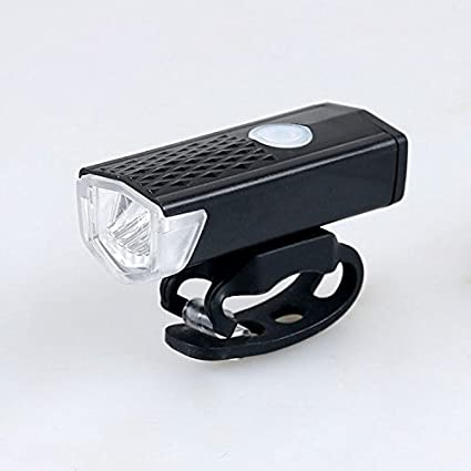 Buy Lista 300LM RECHARGEABLE USB LED BICYCLE BIKE FLASHLIGHT LAMP ...