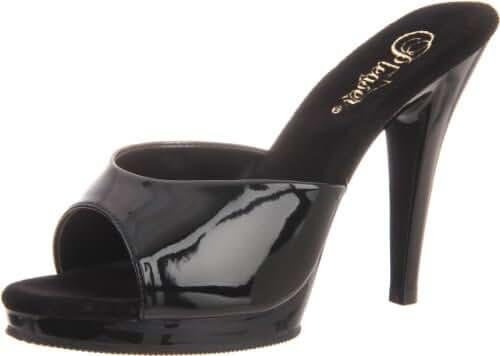 Pleaser Women's Flair-401-2/B/M Sandal