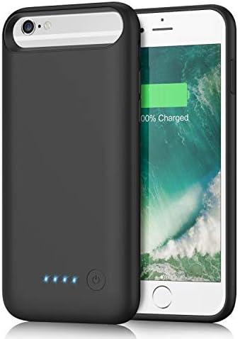 kilponen Portable Rechargeable Protective Case Black