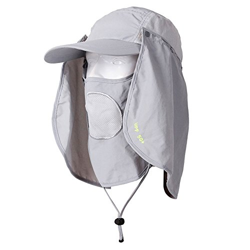Pensacola Screen - Femitu Protection Multifunctional Flap Perfect For Fishing Hiking Garden Work