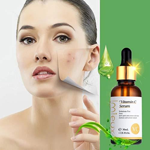 41HLmH3A FL - kitt Facial Vitamin Serum 30ml, Dark Spots Corrective Moisturizing Firming Repair Scar Facial Serum - Anti-Aging, Whiten, Brighten Skin (Multicolor)