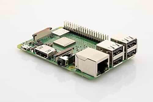 ELEMENT Element14 Raspberry Pi 3 B+ Motherboard