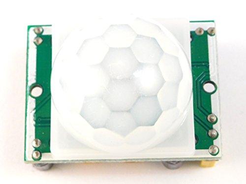 PIR Motion Detector Sensor with Digital Output for Arduino Raspberry Pi  STM32 etc
