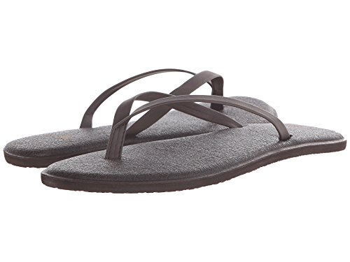Women's Flip Bliss Sanuk Flop Yoga Brown YwvWqO7