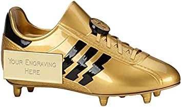 Personalised Engraved Festival Gold Great Player Team Award