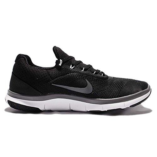 Nike Herren Free Trainer V7 Trainingsschuhe Schwarz / Dunkelgrau-Weiß