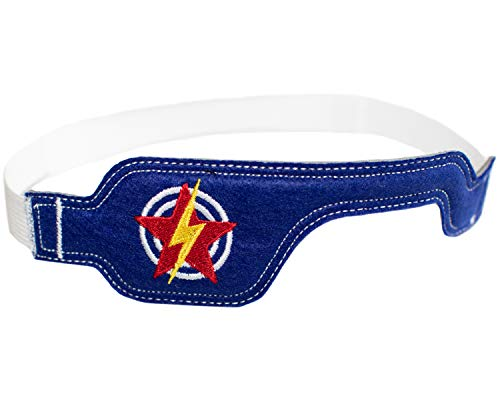 Eye Patch - Right Coverage Child Superhero Poggle Eye Patch by Patch -