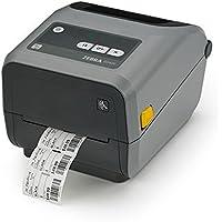 Zebra Technologies ZD42043-C01W01EZ Series ZD420 Thermal Transfer Desktop Printer, Standard Model, 300 DPI, 802.11AC and Bluetooth 4.1 Connectivity