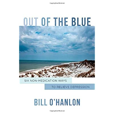 Learn more about the book, Out of the Blue: Six Non-Medication Ways to Relieve Depression