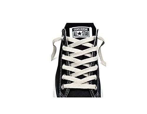Shoelaces Converse (Converse Unisex Replacement Cord Shoe Laces Flat Style Shoelaces (27