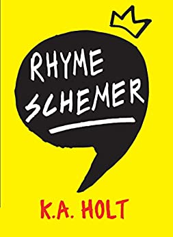 Rhyme Schemer K Holt ebook product image