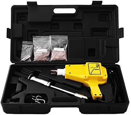 Mophorn Uni-Spotter 4550 Stud Welder Starter Kit 800 VA Spot Welder 110V Stud Welder Kit Repair for Auto Body Repairing