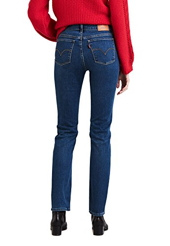 High Levis Straight Rise 18883 724 28 34 Bleu Jeans 7wn0RWxXz