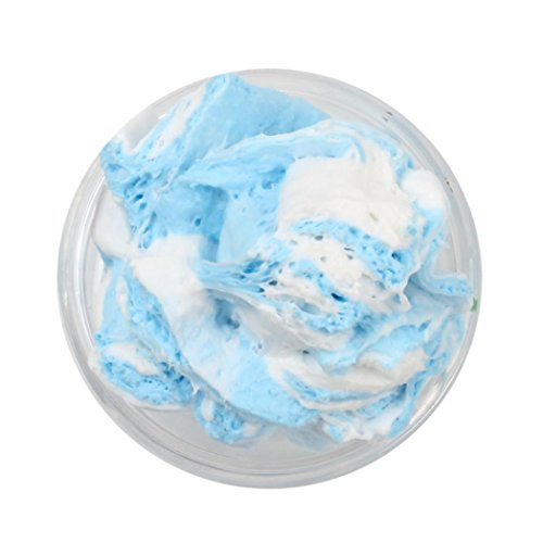 Gbell Amazing Mixing Cloud Cotton Candy Slime Supplies, Squi