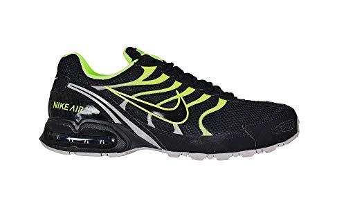 Nike Men's Air Max Torch 4 Running Shoe Black/Volt/Atmosphere Grey Size 12 M US