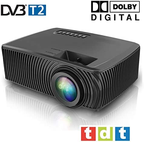 Proyector Full HD 1080P, SEELUMEN 2018 Nuevo PW100-S, maxima ...