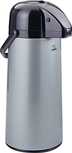 Zojirushi Airpot Beverage Dispenser - Beverage Dispenser 9 Cup Airpot Color: Silver