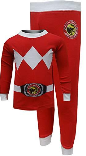 (Intimo Boys' Big Red Ranger Pajama Set,)